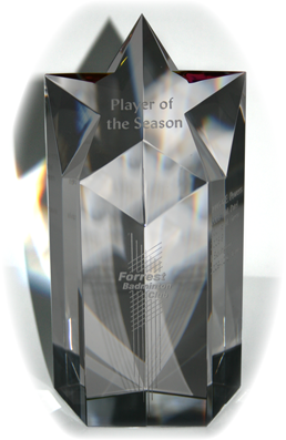 Player of the Season Trophy