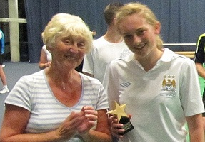 Most Improved Player - Wednesday Sessions - Louise Brand